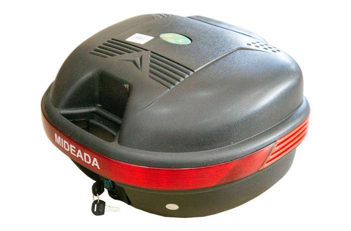 Motorcycle Tour Tail Box - Mideada