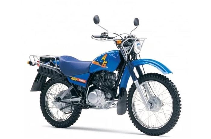 Yamaha AG 200