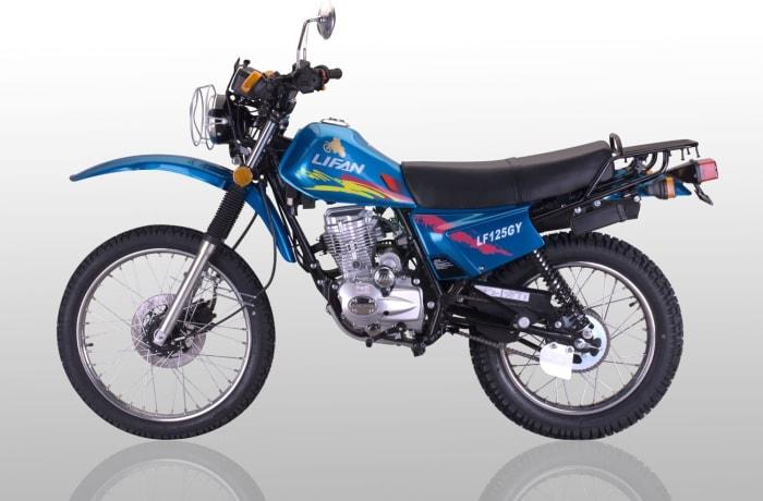 New stock!! 125cc farm bike (Enduro)  image
