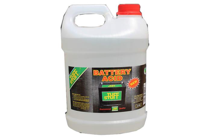 Automotive - Battery Acid