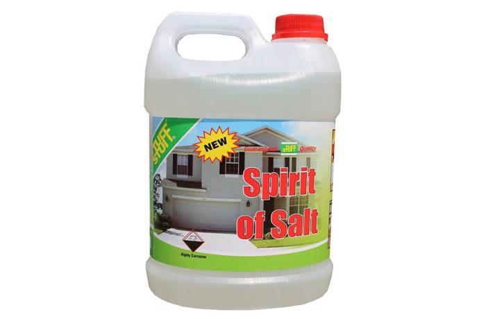 Household - Spirit of Salts