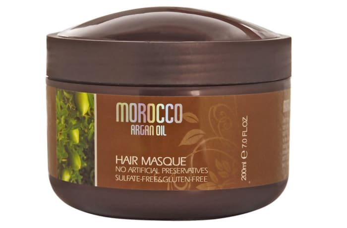 Morocco Argan Oil Hair Masque