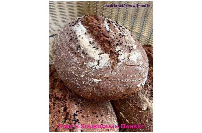 Black Bread/Rye Coffee Sourdough