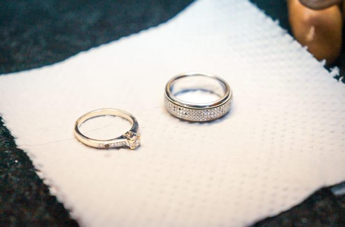 Custom made jewellery image
