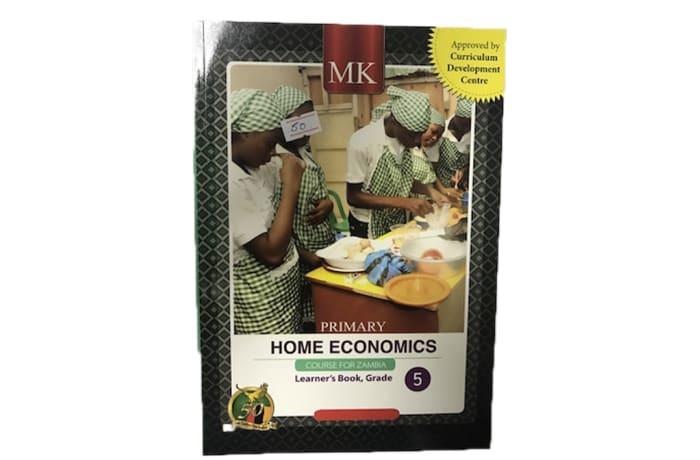 MK Primary Home Economics 5