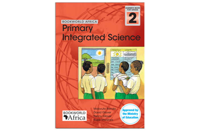 Bookworld Africa Integrated Science Pupils Book 2