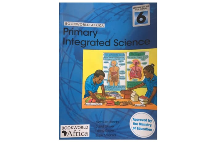 Bookworld Africa Primary Integrated Science 6 Pupil's Book