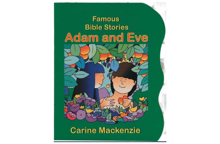 Famous Bible Stories Adam & Eve