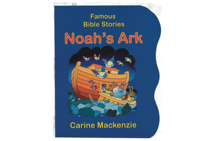 Famous Bible Stories Noah's Ark