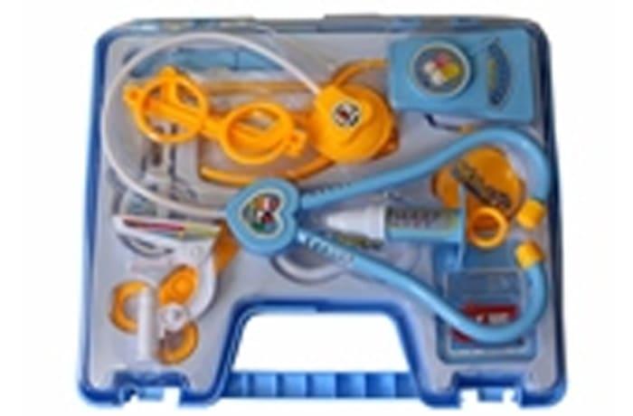 JY- Kids Doctor Medical Kit (Blue & Pink)