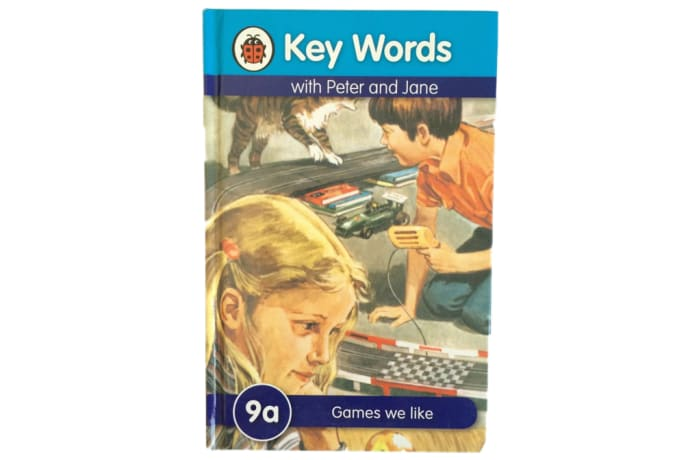 Key Words - With Peter And Jane – 9a Games We Like