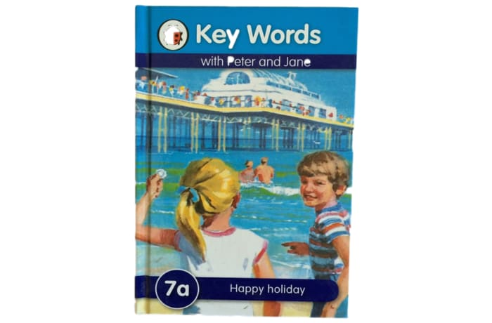 Key Words - With Peter And Jane – 7a Happy Holiday