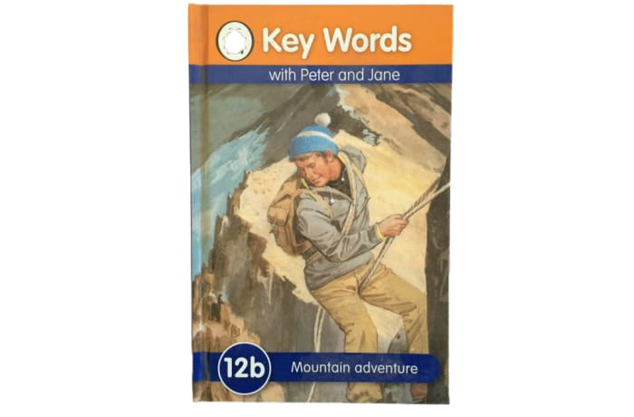 Key Words - With Peter And Jane – Mountain Adventure