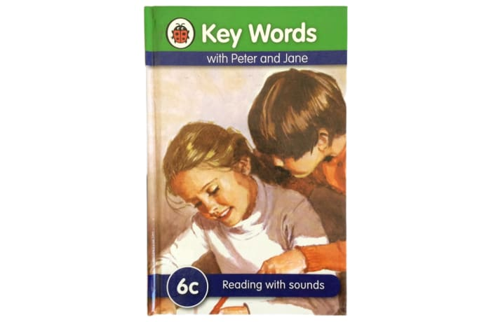 Key Words - With Peter And Jane – Reading With Sounds
