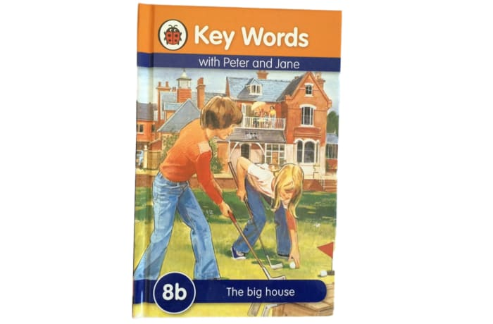 Key Words - With Peter And Jane – The Big House