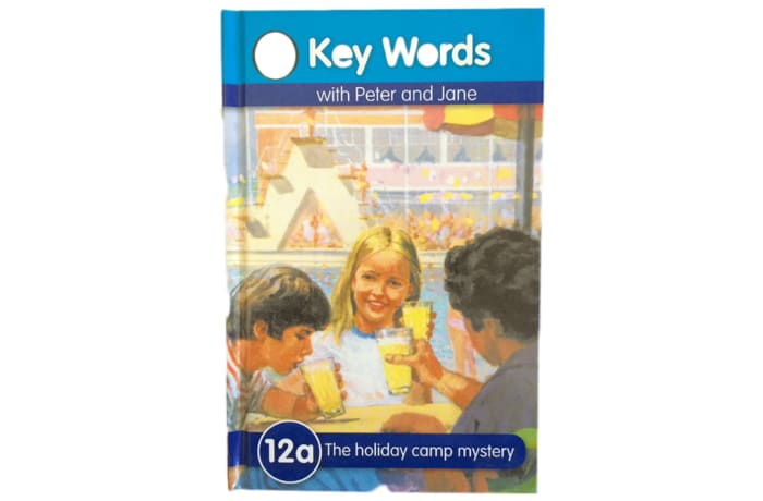 Key Words - With Peter And Jane – 12a The Holiday Camp Mystery