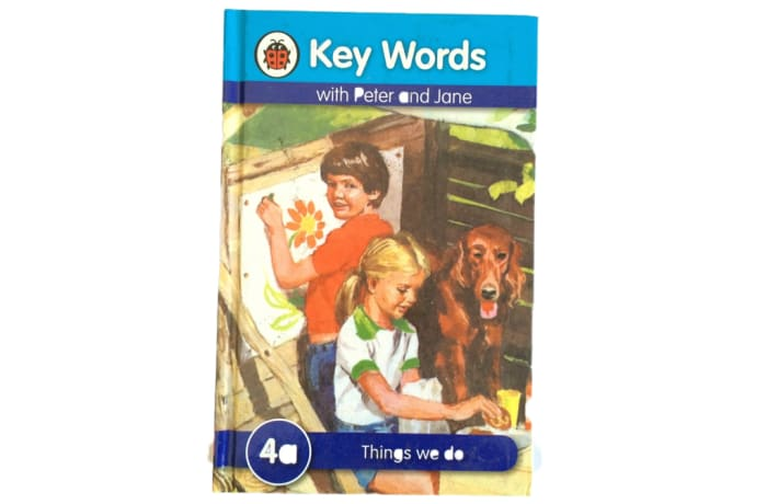 Key Words - With Peter And Jane – Things We Do
