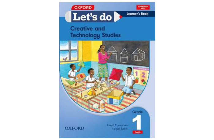Let's Do Creative and Technology Studies Grade 1 Learner's Book – English