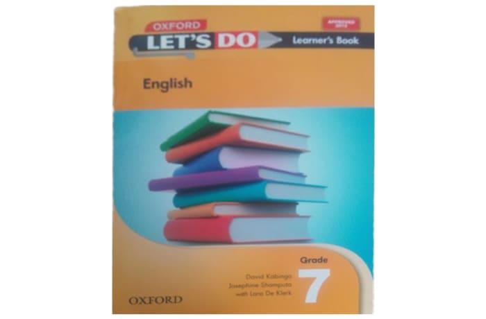 Let's Do English Grade 7