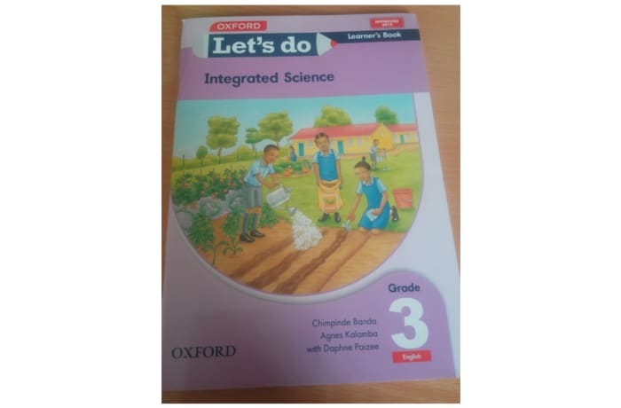 Let's Do Integrated Science Grade 3