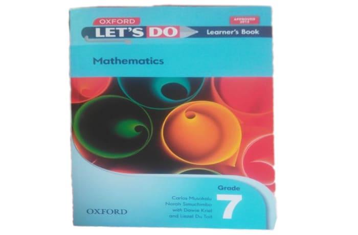 Let's Do Mathematics Grade 7