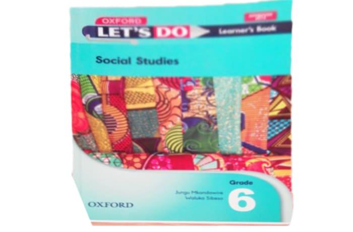 Let's Do Social Studies PB 6
