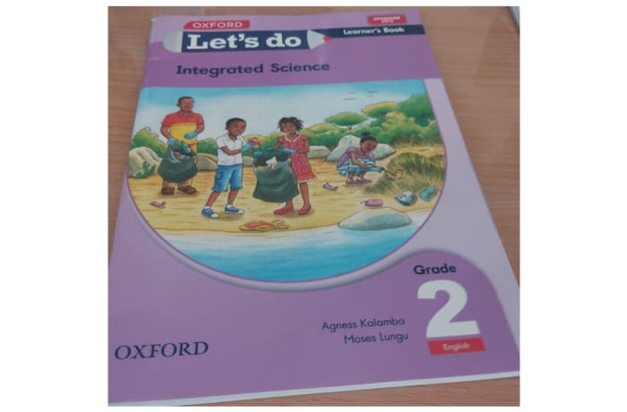 Let's Do integrated Science PB 2