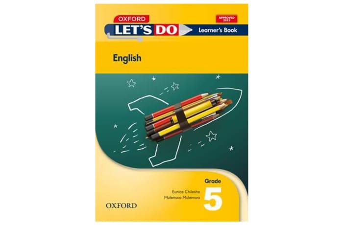 Let's do English Grade 5 Pupil's Book