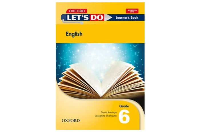 Let's do English Grade 6 Pupil's Book