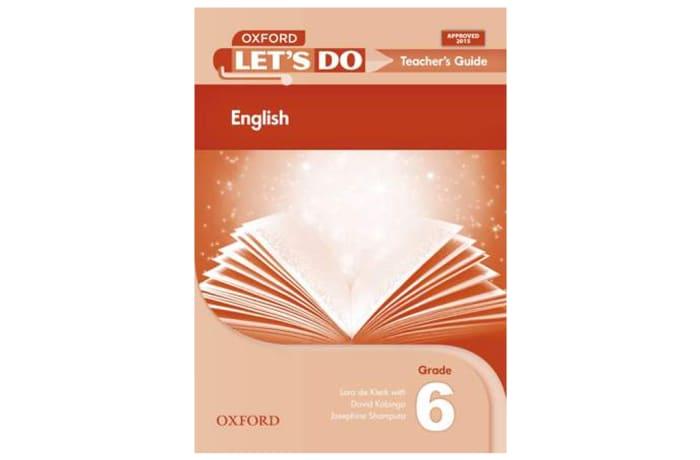 Let's do English Grade 6 Teacher's Guide