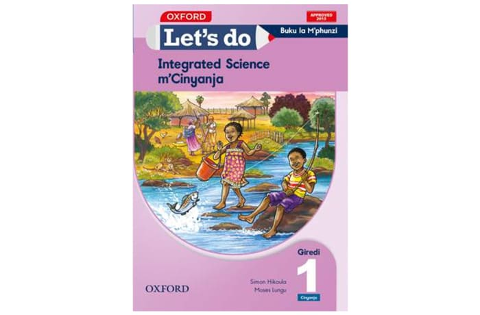Let's do Integrated Science Grade 1 Pupil's Book – Cinyanja