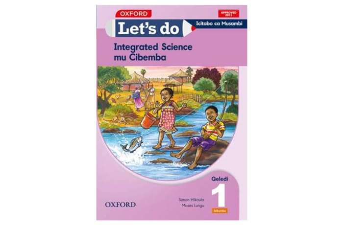 Let's do Integrated Science Grade 1 Pupils Book – Icibemba