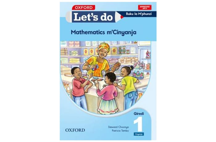 Let's do Mathematics Grade 1 Pupil's Book – Cinyanja