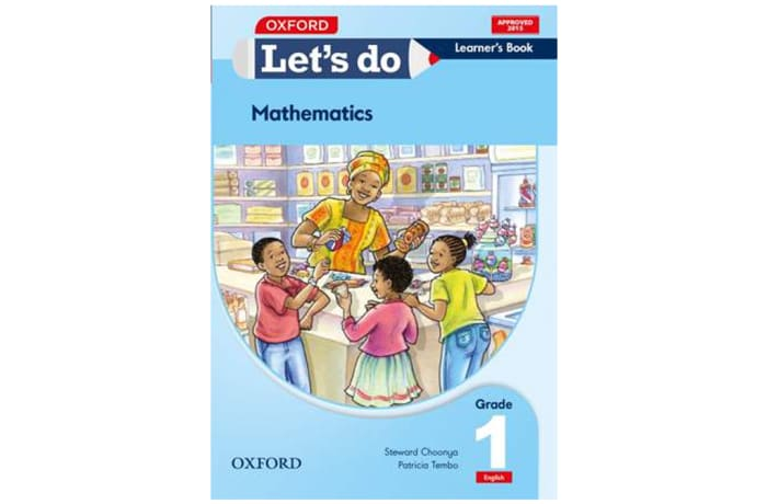 Let's do Mathematics Grade 1 Pupil's Book – English version