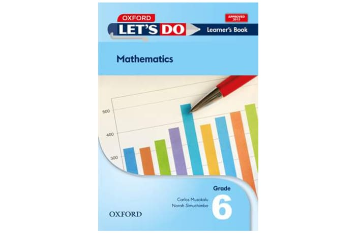 Let's do Mathematics Grade 6 Pupil's Book