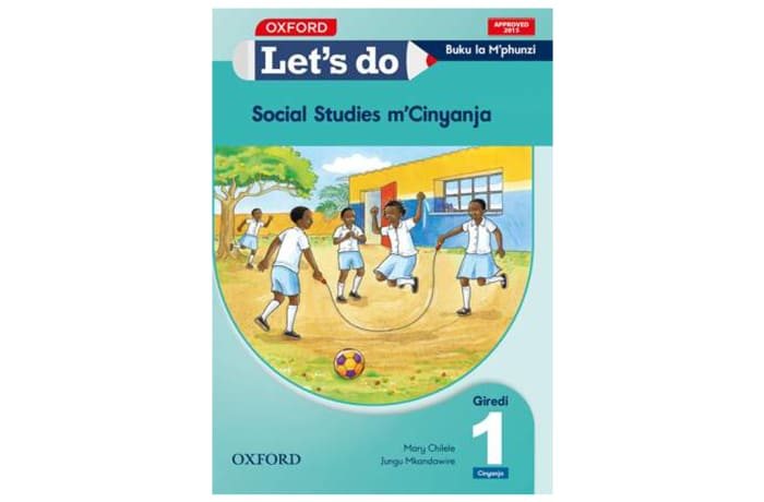 Let's do Social Studies Grade 1 Pupil's Book – Cinyanja