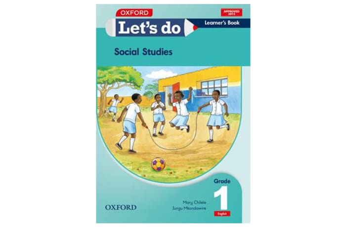 Let's do Social Studies Grade 1 Pupil's Book – English version