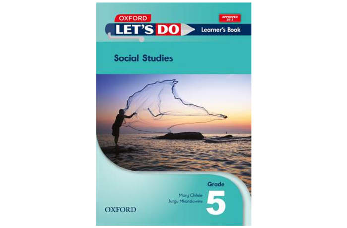Let's do Social Studies Grade 5 Pupil's Book