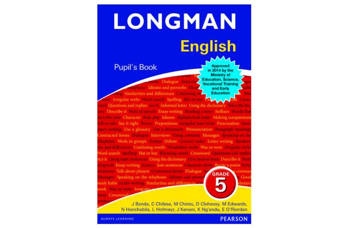 Longman English Pupil's Book 5