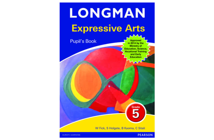 Longman Expressive Art Pupil's Book 5