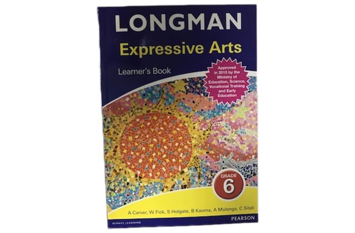 Longman Expressive Arts Pupil's Book 6