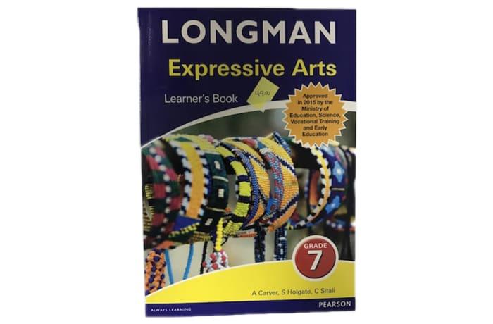 Longman Expressive Arts Pupil's Book 7