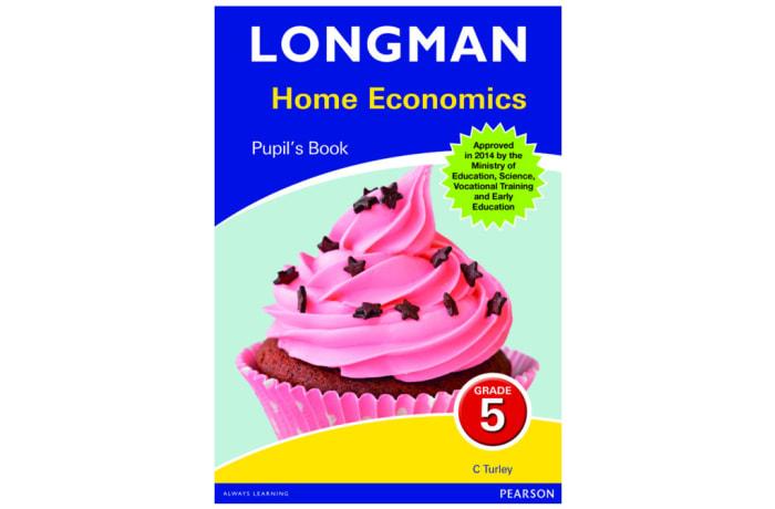 Longman Home Economics Pupil's Book 5