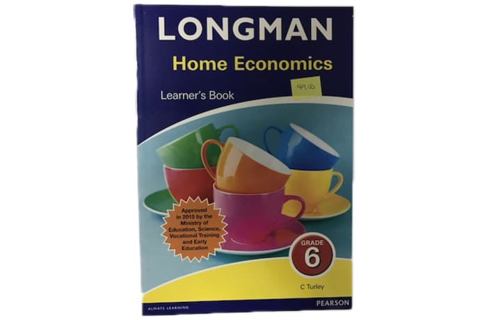 Longman Home Economics Pupil's Book 6