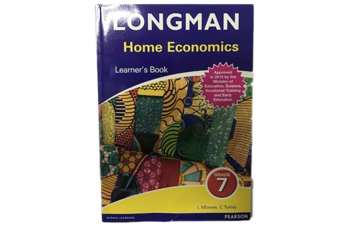 Longman Home Economics Pupil's Book 7