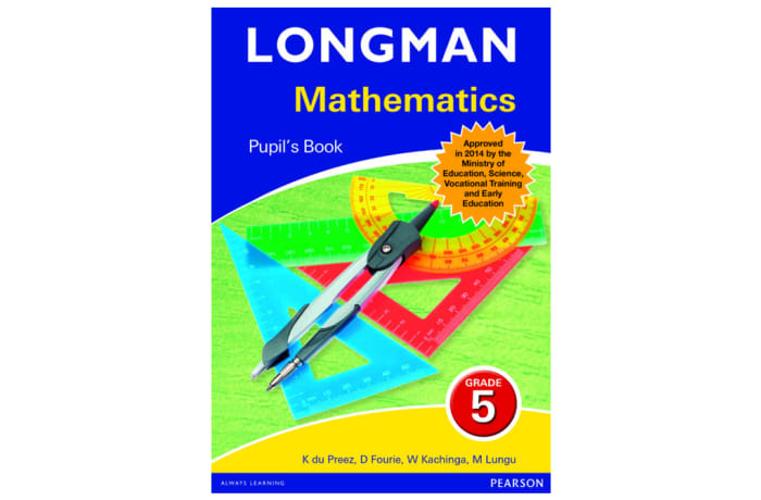 Longman Mathematics Pupil's Book 5
