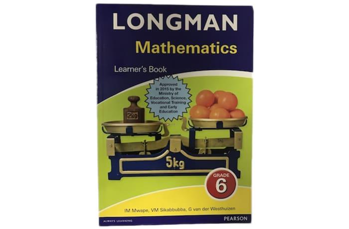Longman Mathematics Pupil's Book 6