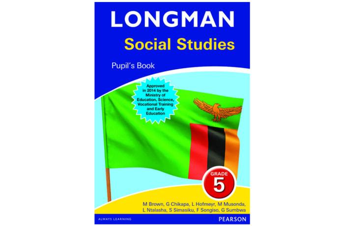 Longman Social Studies Pupil's Book 5