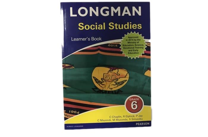 Longman Social Studies Pupil's Book 6