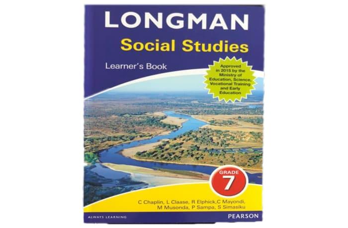 Longman Social Studies Pupil's Book 7